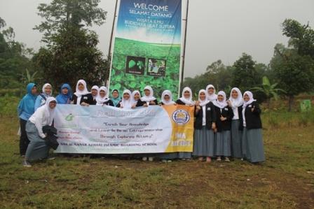 Fieldtrip SMA Almanar Azhari